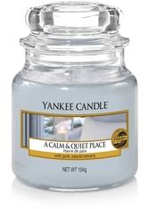 Yankee Candle A Calm & Quiet Place Housewarmer Duftkerze  0,104 kg