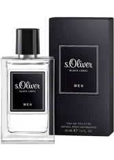 s.Oliver Herrendüfte Black Label Men Eau de Toilette Spray 30 ml
