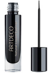 ARTDECO Natural Liquid Eyeliner Green Couture Eyeliner 4.5 ml black