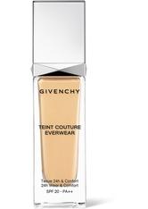 Givenchy - Teint Couture Everwear 24h Wear & Comfort Spf 20 - Fond De Teint Liquide N°y200