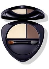 Dr. Hauschka Natural Spirit Eyeshadow Palette Duo Lidschatten Palette 5.7 g Nr. 1