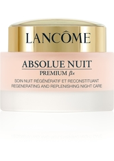 LANCÔME - Lancôme Absolue Nuit Premium ßx Regenerating and Replenishing Night Care Nachtcreme 75 ml - NACHTPFLEGE