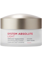 ANNEMARIE BÖRLIND SYSTEM ABSOLUTE SYSTEM ANTI-AGING Glättende Tagescreme Light 50 ml