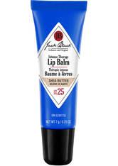 JACK BLACK - Jack Black Intense Therapy Lip Balm Shea Butter SPF 25 7 g - LIPPENBALSAM