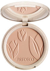 ARTDECO Natural Finish Compact Foundation Green Couture Kompaktpuder 7.5 ml medium beige