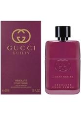 Gucci Parfums GUCCI Guilty Absolute pour Femme Eau de Parfum, 50 ml