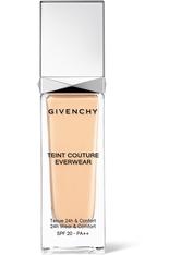 Givenchy - Teint Couture Everwear 24h Wear & Comfort Spf 20 - Fond De Teint Liquide N°p100