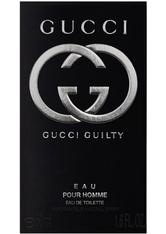 Gucci Herrendüfte Gucci Guilty Eau Pour Homme Eau de Toilette Spray 50 ml