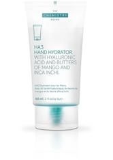 THE CHEMISTRY BRAND - The Chemistry Brand Ha3: Feuchtigkeitspflege reich an Hyaluronsäure mit Dreifach-Funktion für deine Hände -Hand Cream (60 ml) - HÄNDE