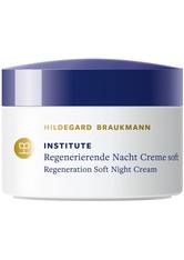 Hildegard Braukmann INSTITUTE Regenerierende Nacht Creme Soft 50 ml