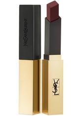 Yves Saint Laurent Rouge Pur Couture The Slim Lipstick 3,8ml (verschiedene Farbtöne) - 22 Ironic Burgundy