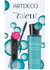 ARTDECO - ARTDECO Mascara All in One Mascara & Remover Set 2 Stück - Makeup Sets