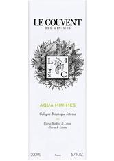 Le Couvent Des Minimes Le Couvent Des Minim - Les Colognes Botaniques Aqua Minimes - Eau De Toilette - 200 Ml -