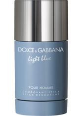 Dolce & Gabbana Fragrances Light Blue Pour Homme Deodorant Stick 75 ml
