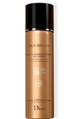 DIOR - DIOR BRONZE Face, Body & Hair Beautifying Protective Oil In Mist Sublime Glow SPF 15 125ml - SELBSTBRÄUNER
