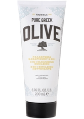 KORRES Gesichtsreinigung OLIVE 3In1 Cleansing Emulsion - all skin types 200 ml