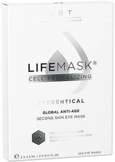 SBT cell identical care Celldentical LifeMask Cell Revitalizing Eyedentical Second Skin Eye mask  1.0 pieces