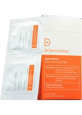 Dr Dennis Gross Produkte Alpha Beta® Peel Universal Formula Gesichtspeeling 30.0 pieces