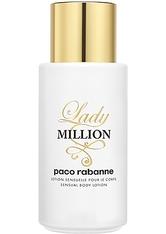 PACO RABANNE - Paco Rabanne Lady Million, Körperlotion, 150 ml, keine Angabe - KÖRPERPFLEGE