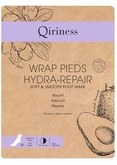 QIRINESS Masken Wrap Pieds Hydra-Repair - Fußmaske 30 g