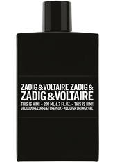 Zadig & Voltaire Herrendüfte This Is Him! Shower Gel 200 ml