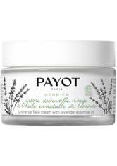 PAYOT Herbier Crème Universelle visage à l'huile essentielle de lavande Gesichtscreme 50 ml
