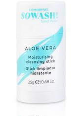 Comodynes SOWASH! Aloe Vera Moisturising Cleansing Stick Reinigungscreme 25 g