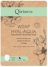 QIRINESS Masken Wrap Hyal-Aqua - Feuchtigkeitsmaske 30 g