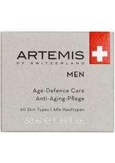 ARTEMIS - Artemis Herrenpflege Men Age Defense Care 50 ml - Gesichtspflege