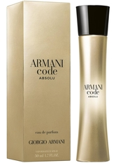 Giorgio Armani Armani Code Femme Absolu Eau de Parfum Nat. Spray 50 ml