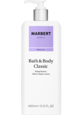 MARBERT - Bath & Body Classic Allover Body Lotion - KÖRPERCREME & ÖL