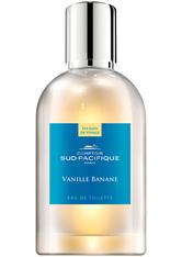 Comptoir Sud Pacifique Kollektionen Les Eaux de Voyage Vanille Banane Eau de Toilette Spray 100 ml