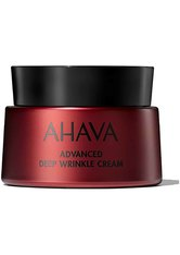 AHAVA Apple Of Sodom Advanced Deep Wrinkle Cream + gratis AHAVA Extreme Firming Eye Cream 15 ml 50 Milliliter