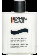 Biotherm Homme Männerpflege Rasur, Reinigung, Peeling Razor Burn Eliminator After-Shave 100 ml