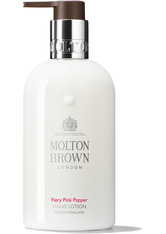 Molton Brown Hand Care Fiery Pink Pepperpod Hand Lotion Handlotion 300.0 ml