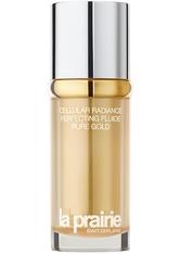 La Prairie Feuchtigkeitspflege Cellular Radiance Perfecting Fluide Pure Gold Ampullen Serum 40.0 ml