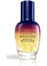 L'occitane Immortelle Reset Immortelle Overnight Reset Öl-In-Serum 30 ml