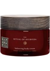Rituals The Ritual of Ayurveda Balancing Body Cream Körpercreme 220.0 ml