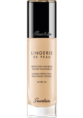 GUERLAIN - GUERLAIN Make-up Teint Lingerie de Peau Fluid Foundation Nr. 03C Natural Cool 30 ml - FOUNDATION