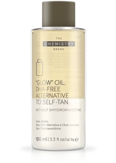 THE CHEMISTRY BRAND - The Chemistry Brand Hand & Body Anti-Aging Care Glow Oil 100 ml - Körpercreme & Öl