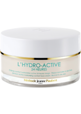 Jeanne Piaubert L'Hydro Active 24 Heures L'Hydro Active 24 Heures Crème Confort Hydratation Active 24 Heures Visage 50 ml Tagescreme