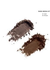BOBBI BROWN - Bobbi Brown Augenbrauen Dark Augenbrauenpuder 3.0 g - AUGENBRAUEN