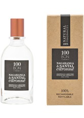 100BON - 100BON Duft Collection Nagaranga & Santal Citronné Concentré Nat. Spray 50 ml - PARFUM