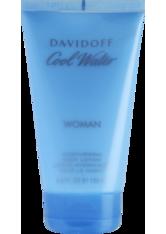 Davidoff Cool Water Woman Body Lotion 150 ml