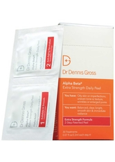 Dr. Dennis Gross - Skincare Alpha Beta® Peel Extra Strength Formula – 30 Packettes 30 Anwendungen