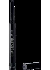 DIOR - DIOR Christian DiorLidschatten; Christian DiorSHOW PRO LINER WATERPROOF DER ABGESCHRÄGTE EYELINER FÜR EINEN SPEKTAKULÄREN EYELINER-STRICH 0.3 g BACKSTAGE BLACK - KAJAL