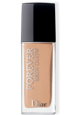 DIOR - FOREVER SKIN GLOW 24H* WEAR HIGH PERFECTION SKIN-CARING FOUNDATION 30 ml