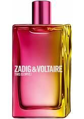 ZADIG & VOLTAIRE - Zadig&Voltaire This is Her Zadig&Voltaire This is Her This Is Love! Eau de Parfum Spray Eau de Parfum 100.0 ml - Parfum