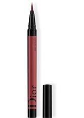 DIOR - DIOR Augen Eyeliner Diorshow On Stage Liner Nr. 876 Matte Rusty 0,55 ml - Eyeliner
