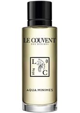 Le Couvent Des Minimes Le Couvent Des Minim - Les Colognes Botaniques Aqua Minimes - Eau De Toilette - 100 Ml -